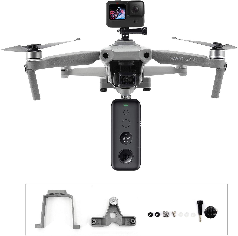 Plastic Camera Expansion Bracket Holder Mount Accessories for DJI Mavic Air 2