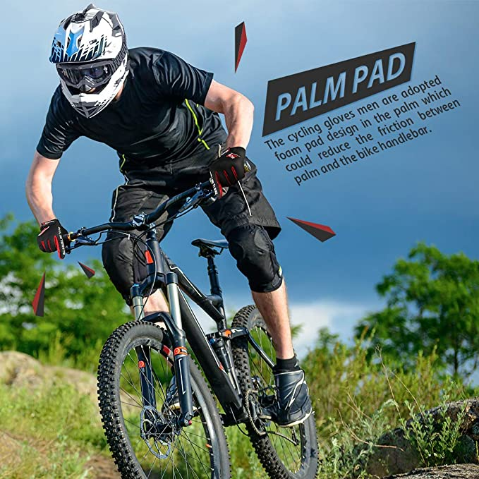 Amazon.com: arltb 3 tamaños Guantes de ciclismo 3 colores ...