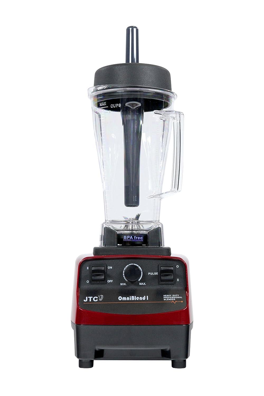 JTC Omniblend licuadora rojo cereza 2 L 2238 W: Amazon.es: Hogar