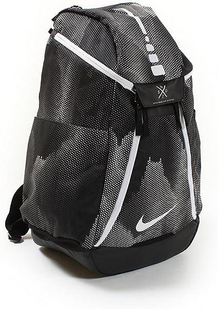 Nike Hoops Elite Max Air Basketball Backpack BlackWhite