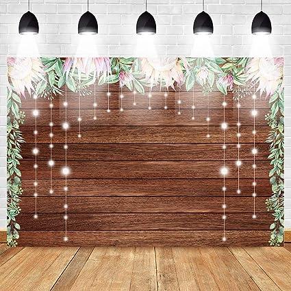Póster de cumpleaños Mehofoto, fondo de madera con diseño de ...