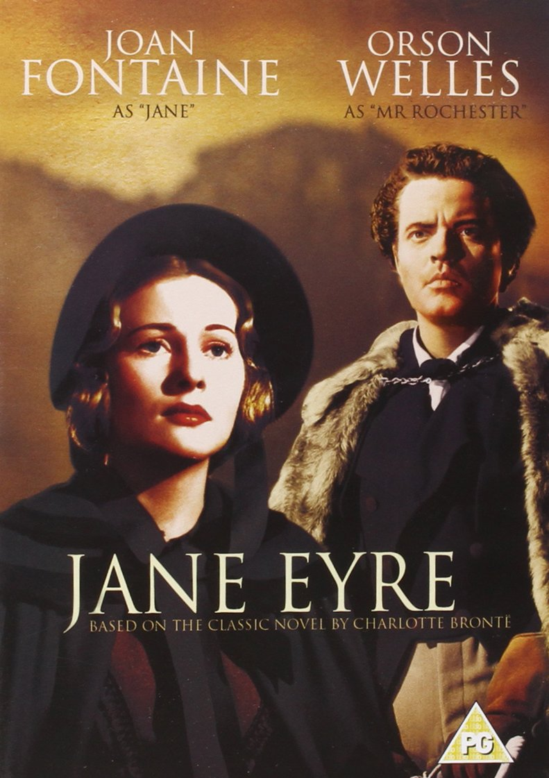 Image result for jane eyre poster 1944