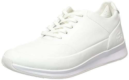 Chaumont Lace 316 2 - Zapatillas Mujer, Color Blanco, Talla 37.5 EU Lacoste