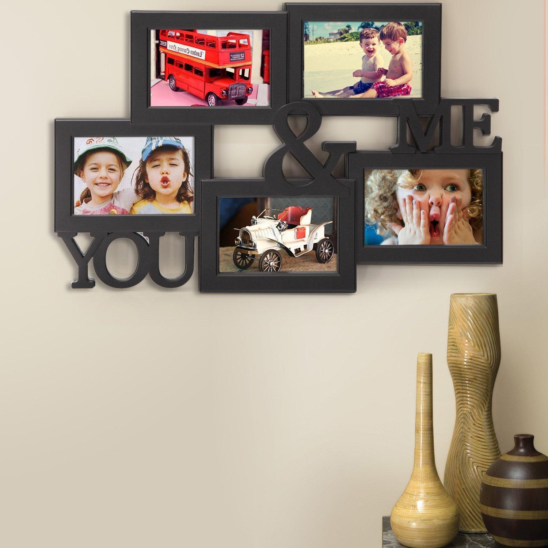 Groß 20 öffnung Collage Bilderrahmen Galerie - Benutzerdefinierte ...