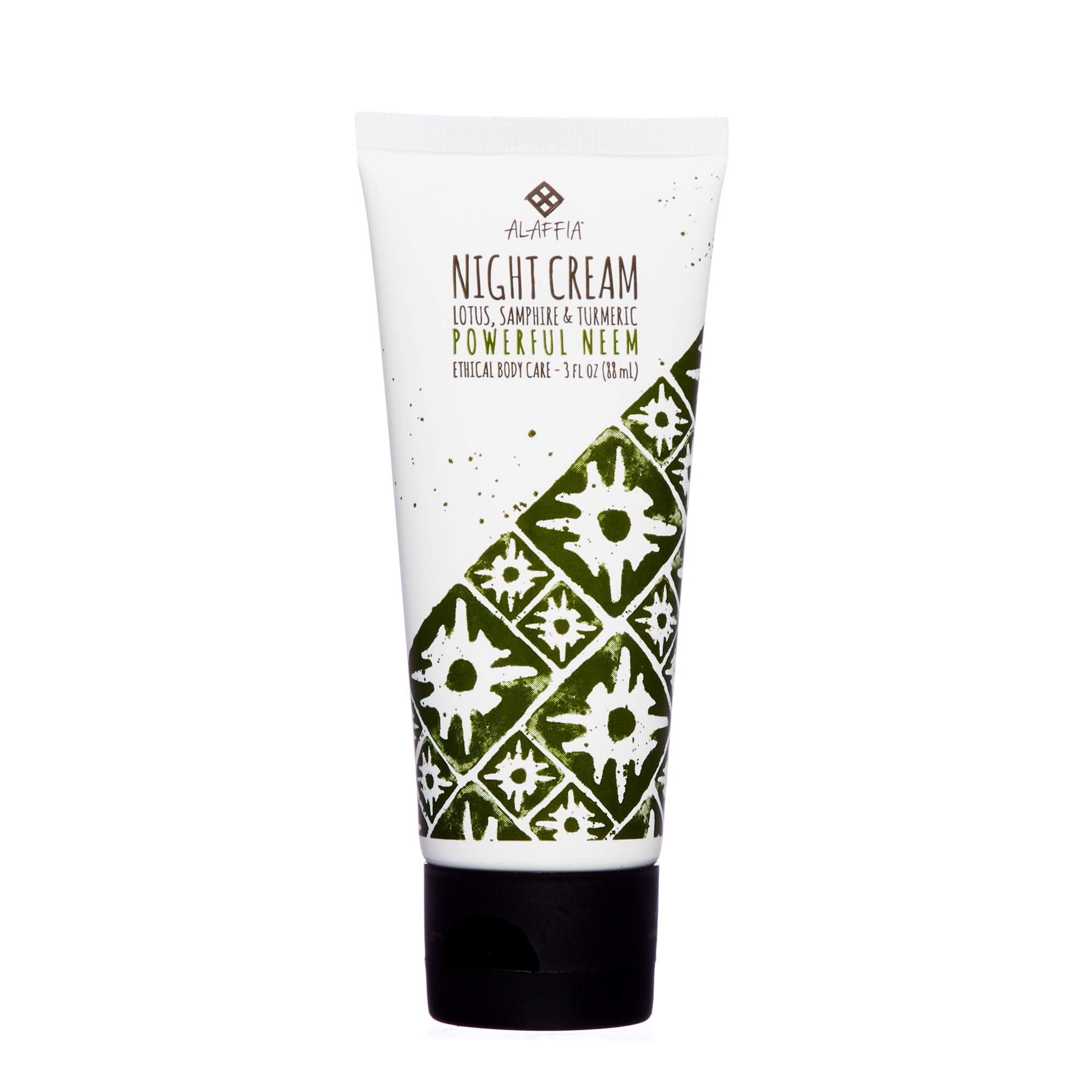 Day Cream Balancing Neem - 3 fl. oz. by Alaffia (pack of 6) 3 Pack - EOS Smooth Lip Balm Sphere, Lemon Drop 0.25 oz