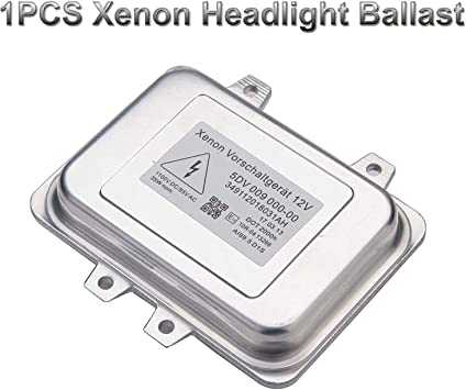 Xenon HID Headlight Ballast Control Unit Module for 07-13 Cadillac Escalade D1S
