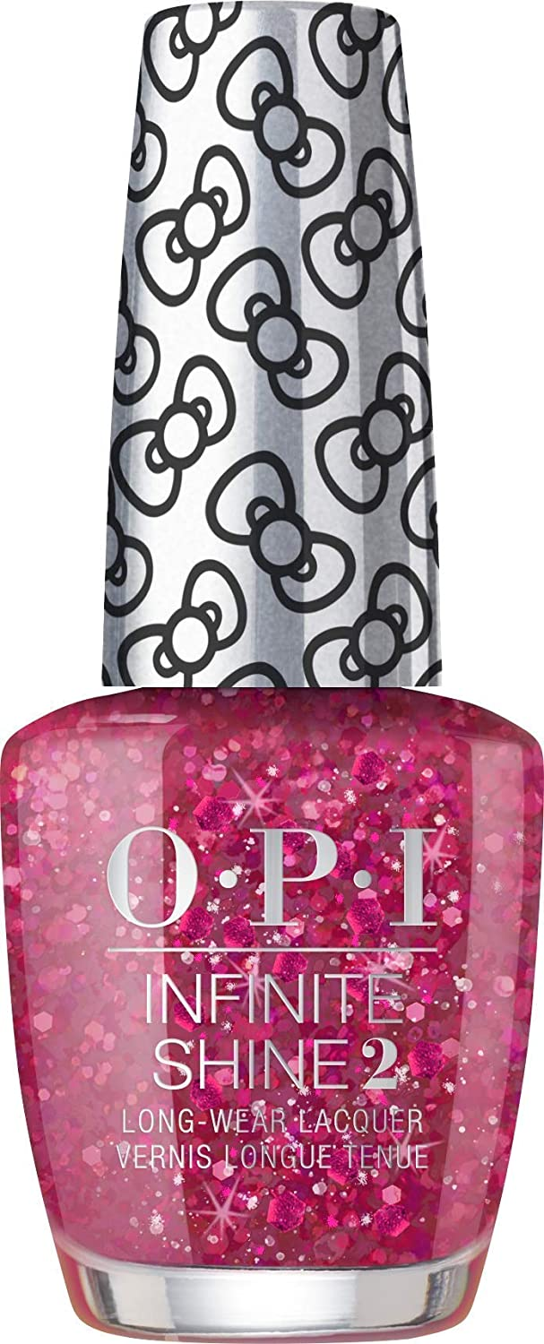 OPI Infinite Shine Infinite Shine - Hello Kitty Holiday Mini 5-Pack - 15 ml.: Amazon.es