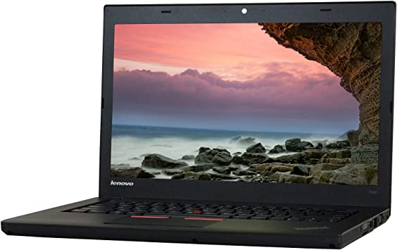Lenovo ThinkPad T450 14in Laptop, Core i5-5300U 2.3GHz, 8GB Ram, 250GB SSD, Windows 10 Pro 64bit, Webcam (Renewed)