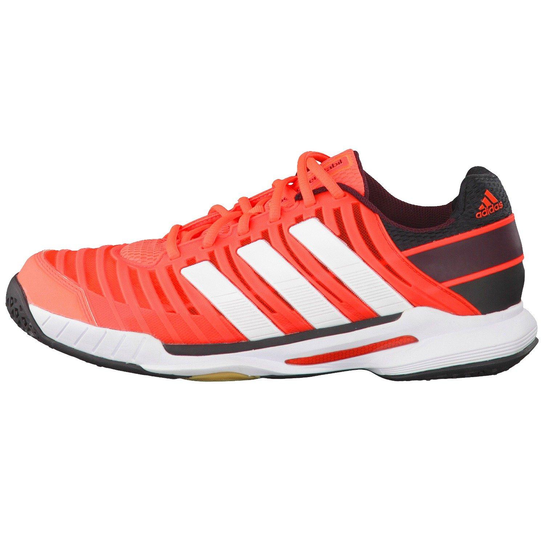brand new 90c7d c0ffe Adidas – (V23527 stabil 10 50 Rouge - InfraredRunningwhiteBlack1  Amazon.de Sport  Freizeit