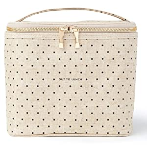 Kate Spade New York Lunch Tote, Deco Dots (Out To Lunch), Canvas