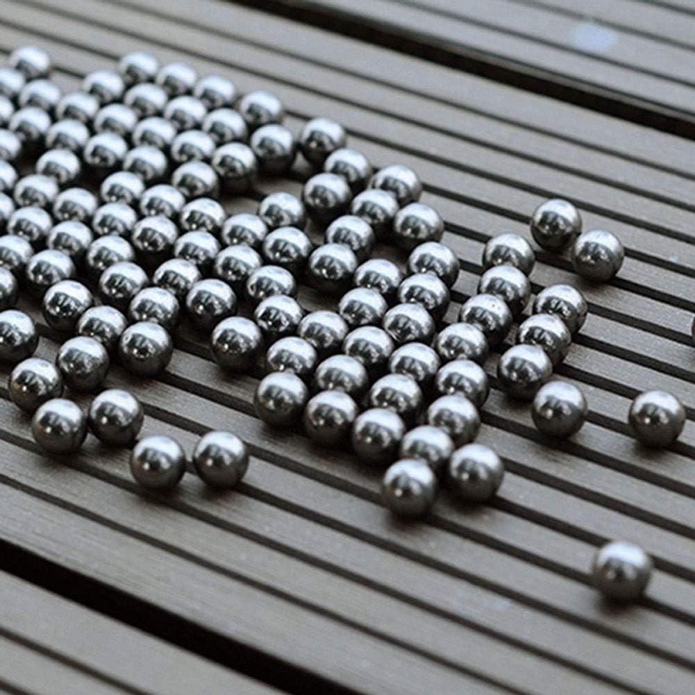 Paint Mixer Agitator /& Skateboard Bearings Twakom Carbon Steel Ball Bearings 100pcs Catapult Slingshot Ammo Bicycle Bearing Balls 6mm
