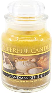 product image for A Cheerful Giver Grandma's Kitchen Jar Candle, 6-Ounce