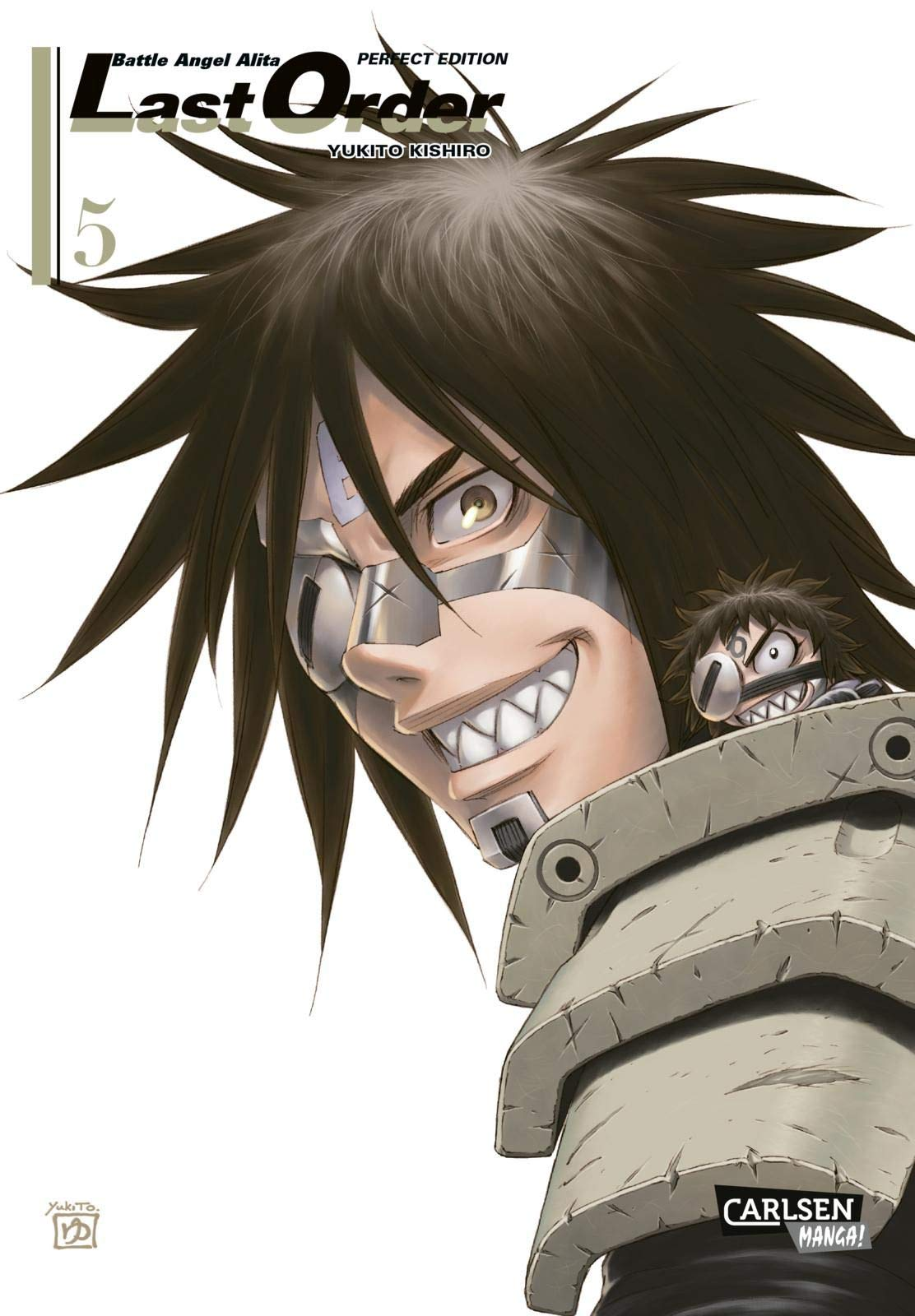 Battle Angel Alita - Last Order - Perfect Edition 5 (5)