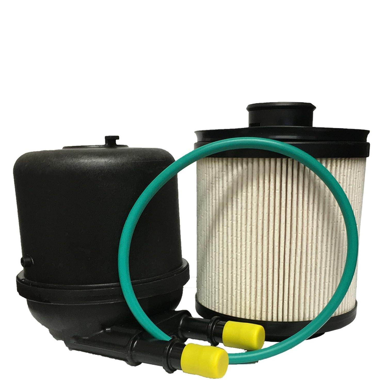 Best Ford 67l Powerstroke Diesel Fuel Filter Fits 11 16 F250 F350 F450 F550