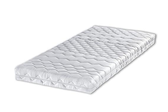 SANIFLEX 14 / 7 Zonas colchón de espuma fría con funda lavable Lyocell - H2, 80x190: Amazon.es: Hogar