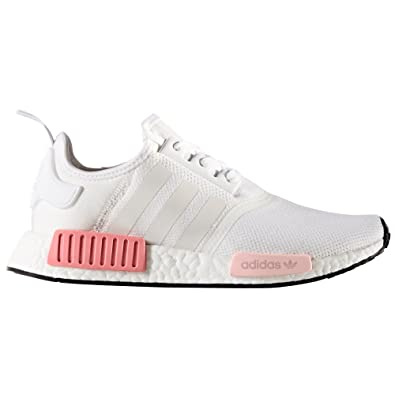 Adidas Originals NMD R1 Weiß Rosa BY9952