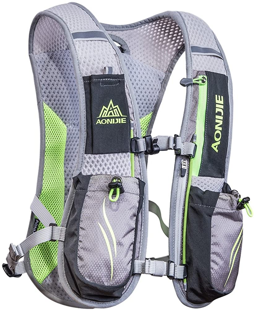 AONIJIE Running Hydration Vest Backpack