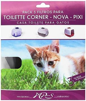 Arquivet 8022967010900 - Filtros gatera pi x i (3 un): Amazon.es: Productos para mascotas