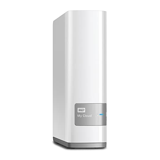 918 opinioni per WD WDBCTL0080HWT-EESN My Cloud Network Attached Personal Storage, Ethernet, 8 TB