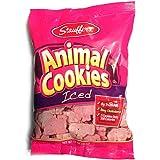 Stauffer's Animal Cookies Iced (3 Bags) - SET OF 4