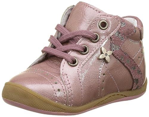 43afad2f50e011 babybotte , Scarpe Primi Passi Bimba 0-24, Rosa (Rosa (Rose 061)), 23 EU:  Amazon.it: Scarpe e borse