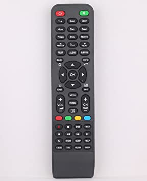 Remote control For ZGEMMA STAR H2 H1 S 2S LC