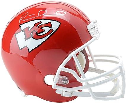 Patrick Mahomes Kansas City Chiefs Autographed Riddell Replica Helmet -  Fanatics Authentic Certified 6c69e7e46