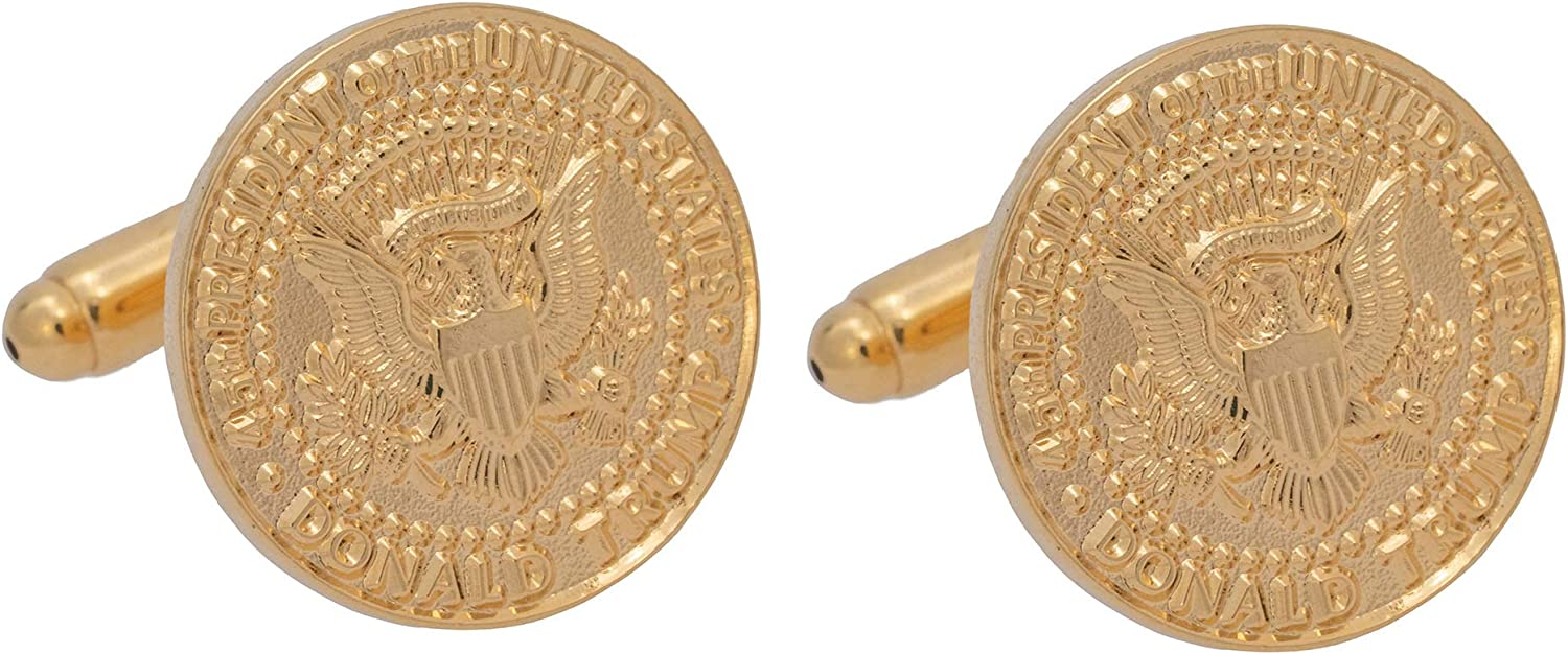 Donald Trump White House Cufflinks