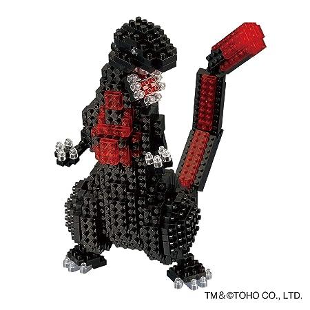 Baukästen & Konstruktion Nano Block Godzilla 2016 Nbcc _ 059 Spielzeug Original aus Japan Neu