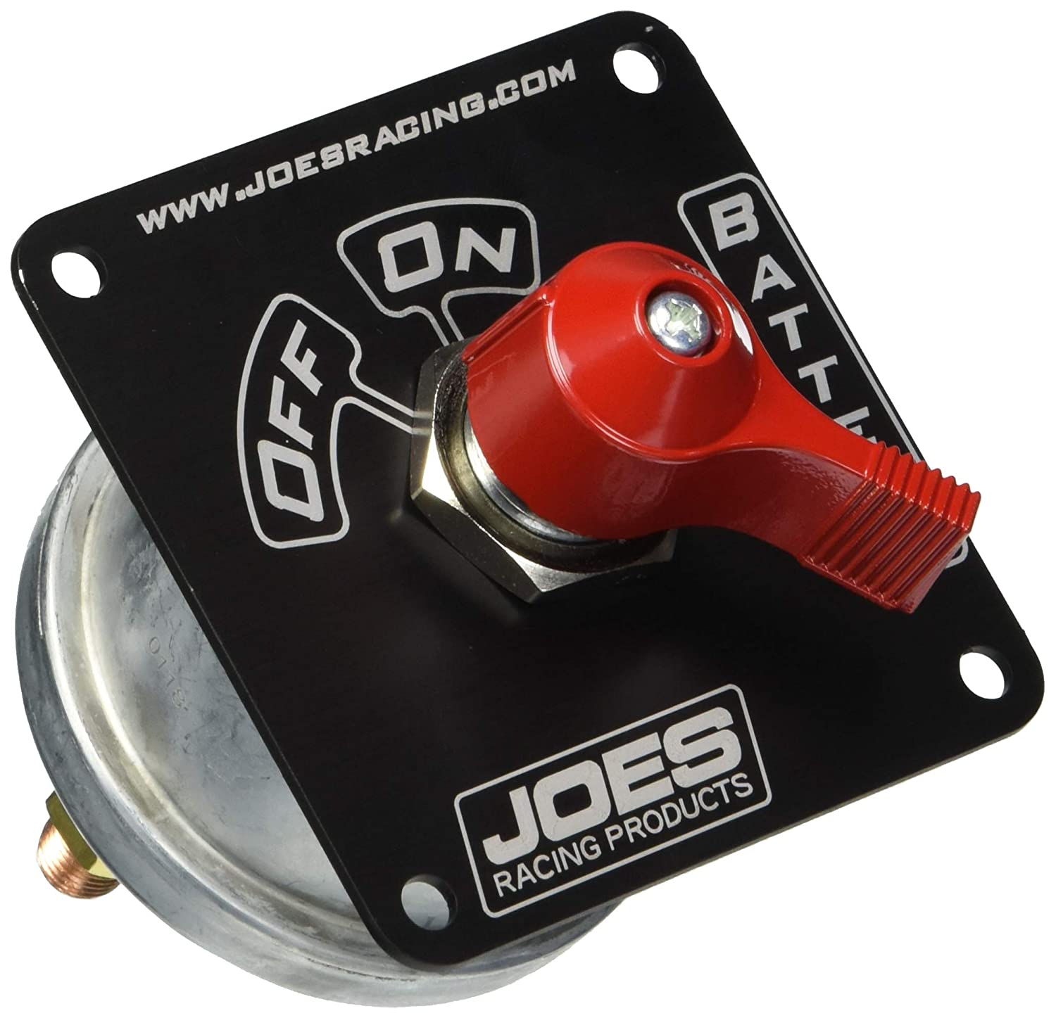 Joes Racing (46215 4-Terminal Battery Disconnect with Panel