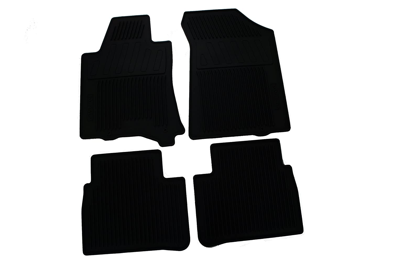 Floor mats nissan altima - Amazon Com Genuine Nissan Accessories 999e1 Uz000 Charcoal All Season Floor Mat Automotive