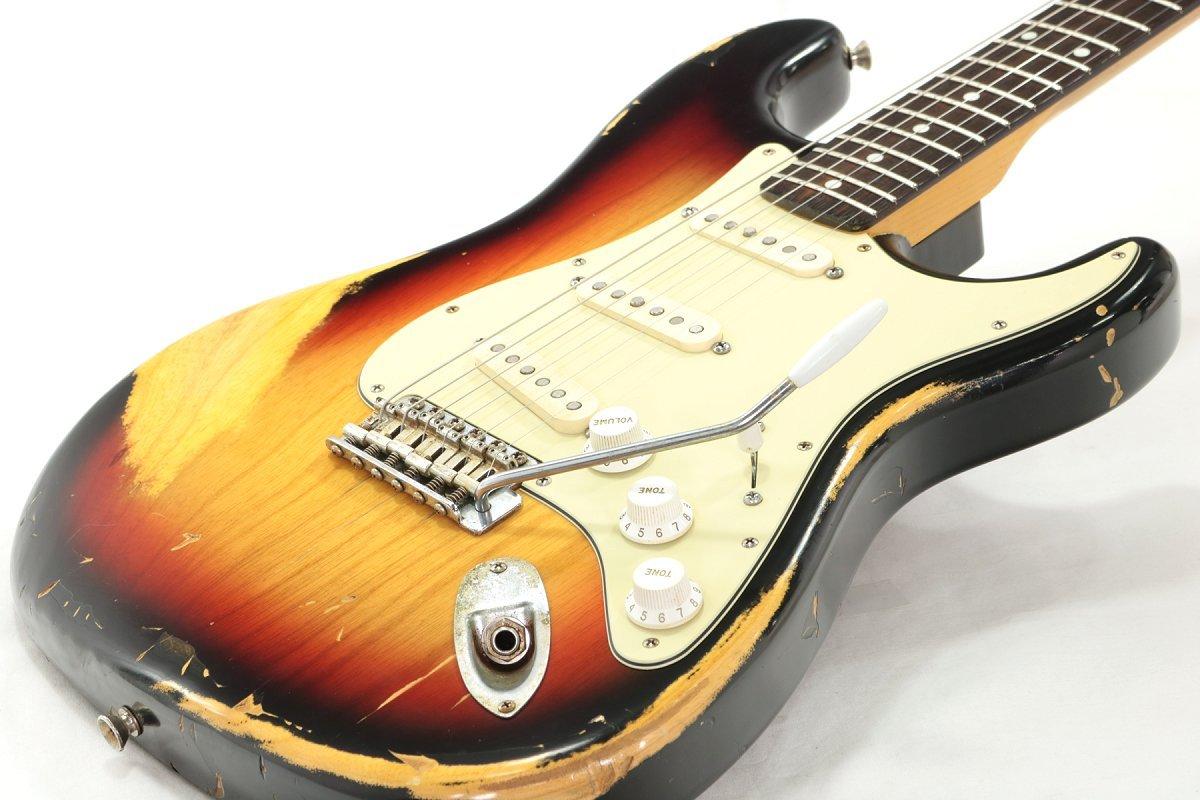 NASH GUITAR/S-63 3Tone Sunburst 2010年製 ナッシュギター B07FKF8FKC