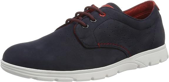 Panama Jack Domani, Zapatos de Cordones Oxford Hombre