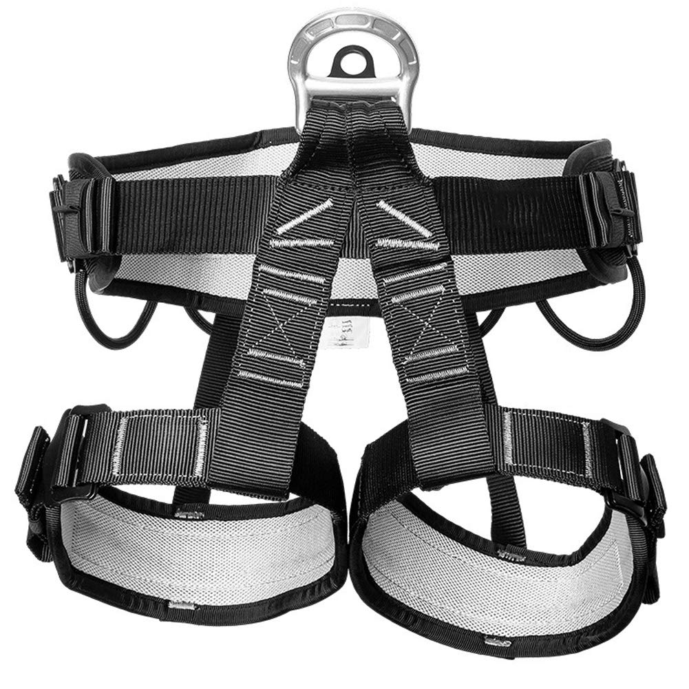 Climbing Harness Outdoor Half-Length Professional Rescue cave Downhill seat Belt high-Altitude seat Belt Equipment