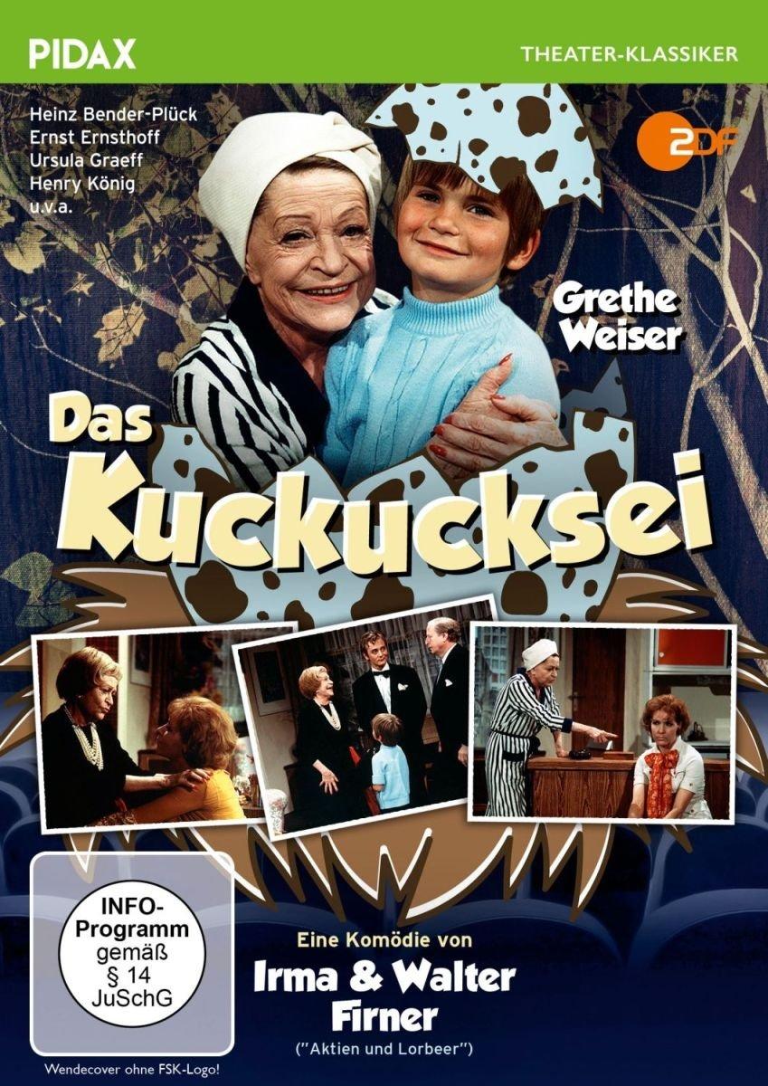 Das Kuckucksei / Warmherzige Kult-Komödie mit der unvergessenen ...