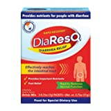 DiaResQ Rapid Recovery Diarrhea Relief - 3 Packets, Pack of 3