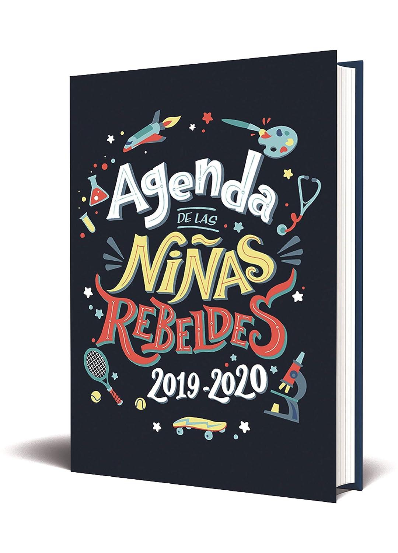 Agenda escolar 2020 Niñas Rebeldes