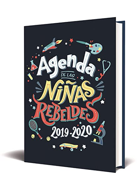 Planeta Gifts Agenda escolar 2020 Niñas Rebeldes
