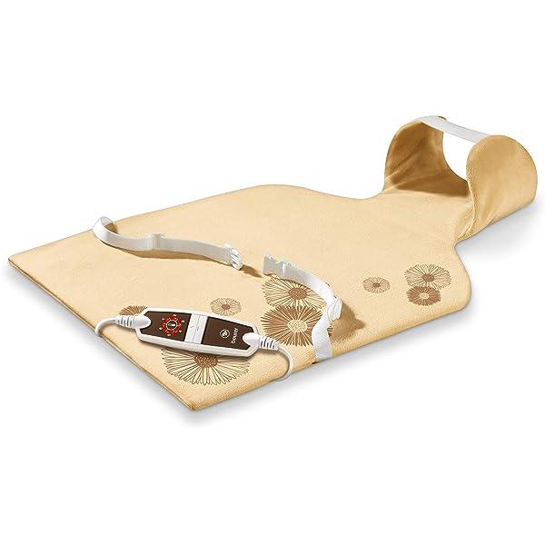 Beurer HK49 - Almohadilla electrónica lumbar/abdomen ...