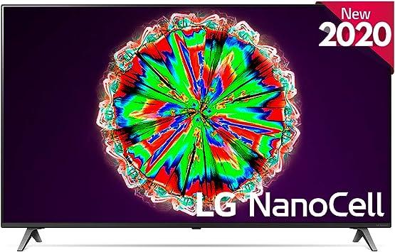 LG 49NANO80ALEXA - Smart TV 4K NanoCell 123 cm, 49