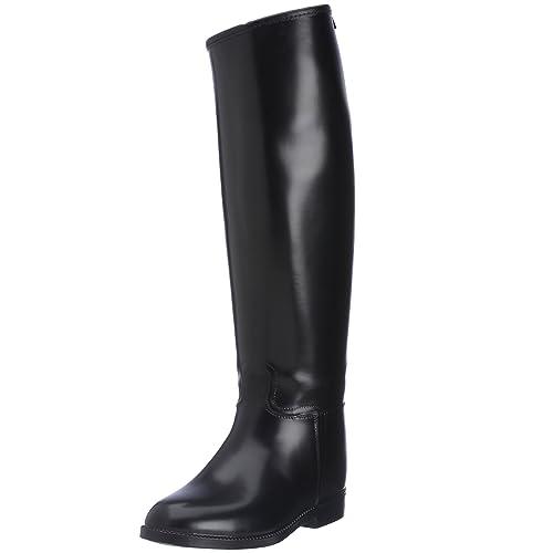 Start 87909 - Botas de agua de caucho unisex, color negro, talla 36 Aigle