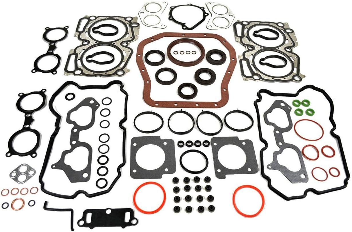 ITM Engine Components 09-00902 Complete Engine Gasket Set