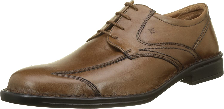 TALLA 43 EU. Josef Seibel SMU-Douglas 05, Zapatos de Cordones Derby para Hombre