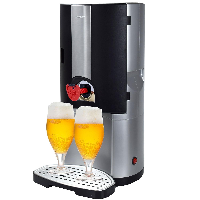 Syntrox Germany Bierkühler ohne teure CO² Patronen: Amazon.de: Küche ...