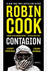 Contagion (Jack Stapleton & Laurie Montgomery series Book 2) Kindle Edition