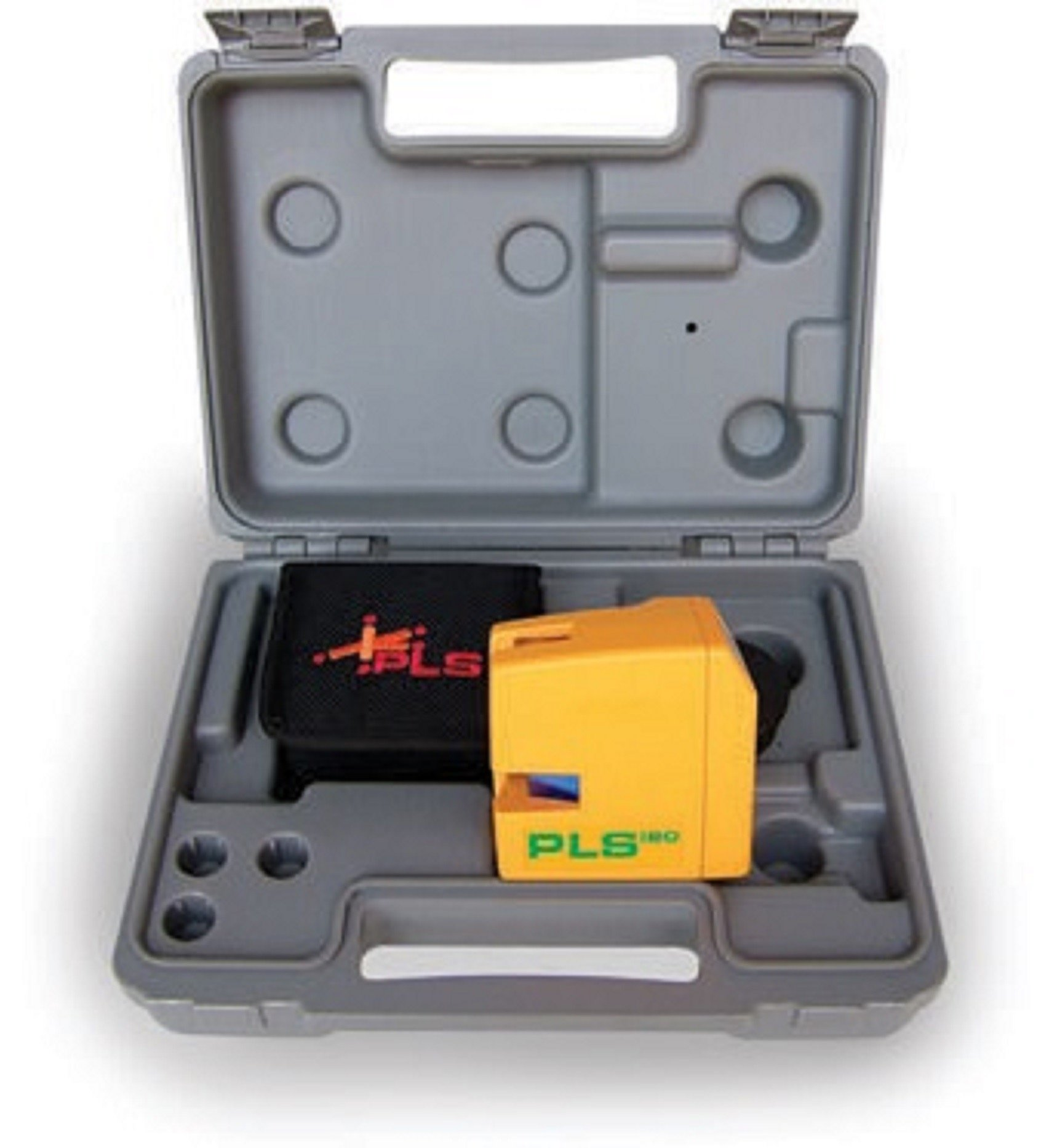 PLS180 Green Cross Line Laser Level PLS-60619 by Pacific Laser Systems