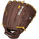 "Wilson A1500FP12 Yak 12"" Youth Softball Mitt Fastpitch Infield Glove RHT"
