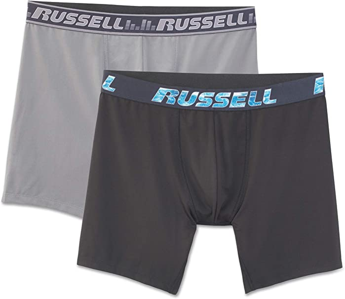 Russlle FreshForce 2 Boxer Briefs