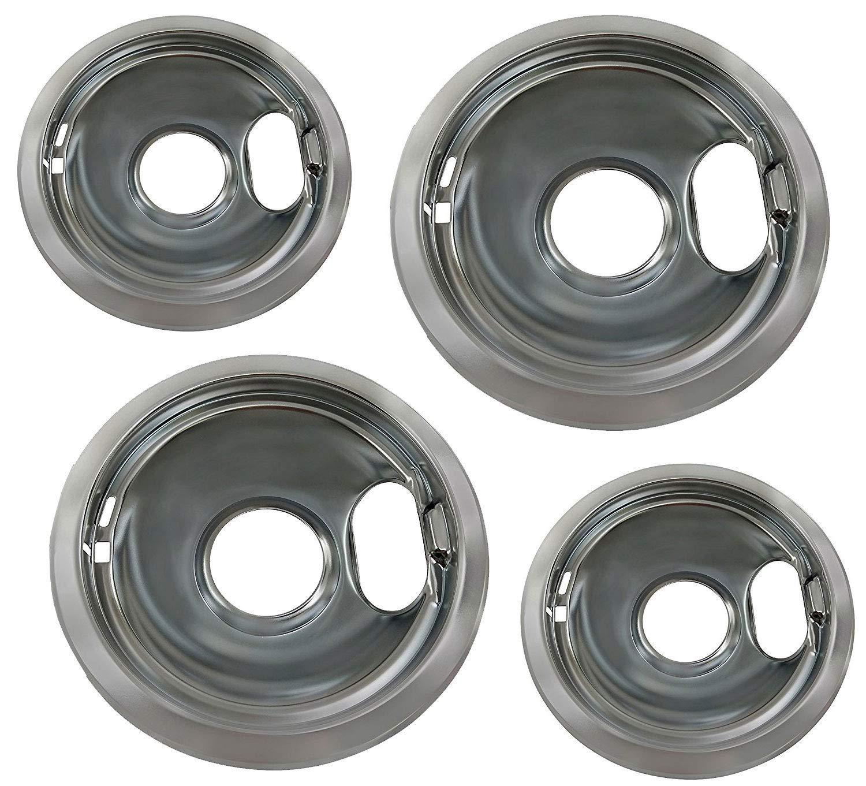 Oven Range Drip Pan Set that works with Crosley CE35000AAA