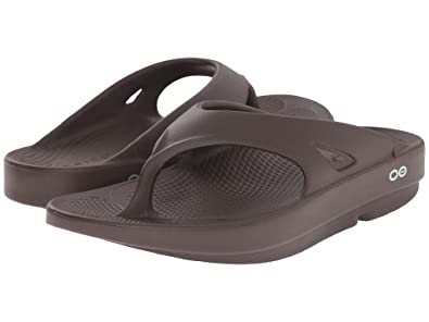 Unisex OOriginal Mocha Thong Flip-Flop Size : Men 4